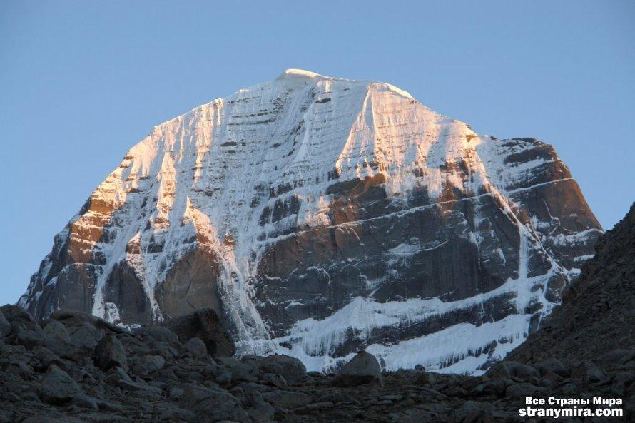 Гора кайлас фото