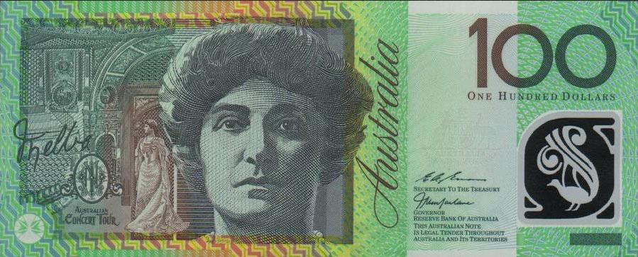 Австралия доллар